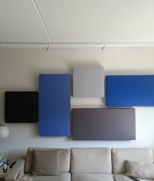 Gik acoustics 242 acoustic panel - Bedroom studio acoustic treatment ...