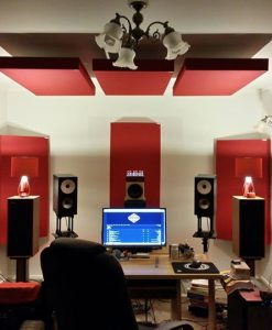 acoustic panel home studio