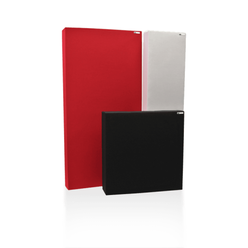 GIK Acoustics 242 Acoustic Panels in 15 standard colors and 4 standard sizes