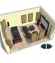 GIK Acoustics Room Kit #2 sq
