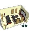 GIK Acoustics Room Kit #4 sq