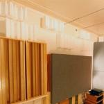 GIK GridFusors in Listening Room