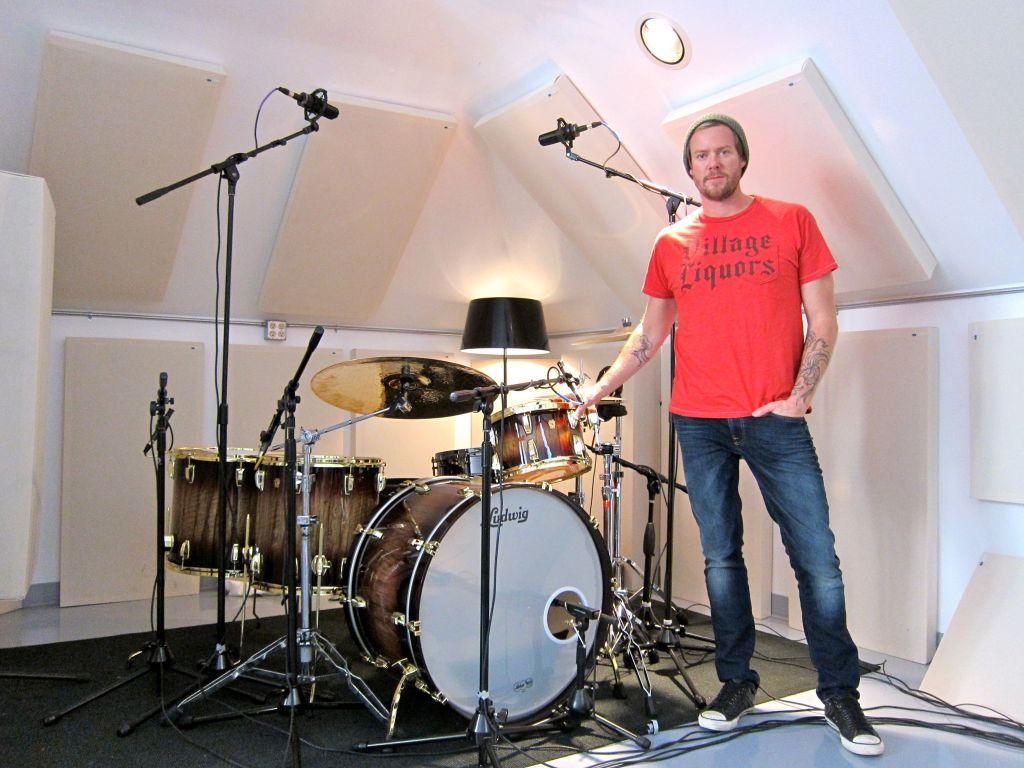 GIK Acoustics with Scott Underwood of Train