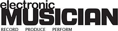 Electronic Musician logo