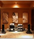 GIK Acoustics Listening Room