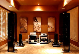 How To Set Up A Listening Room Listening Room Acoustics