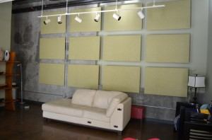 Lobby Spot Panel 2 GIK Acoustics Acoustic Panels