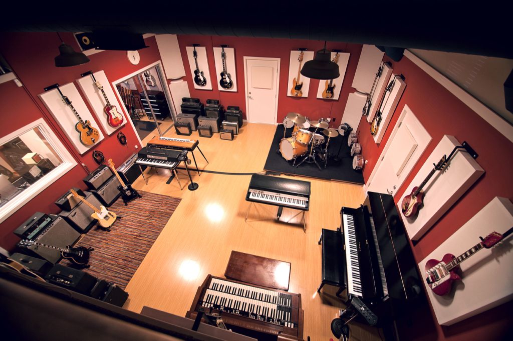 Treating A Recording Room