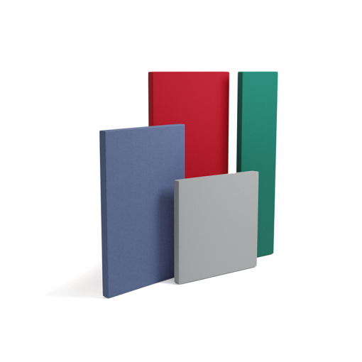 Spot Panels Acoustic Panels in many sizes and shapes