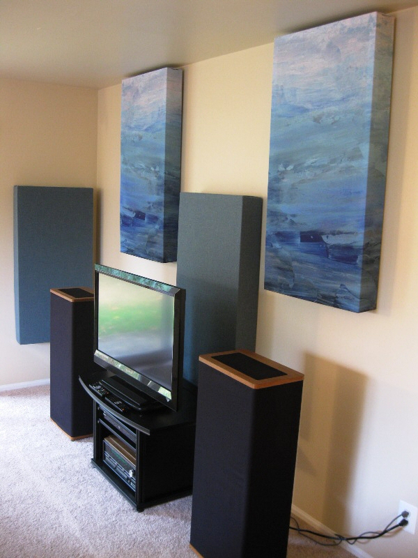 GIK Acoustics Acoustic Art Panels