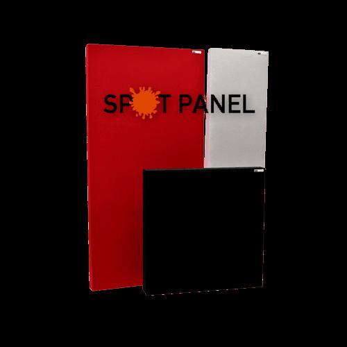 2 inch acoustic panel GIK Acoustics SPOT PANEL acoustic panel 3 sizes and 15 colors
