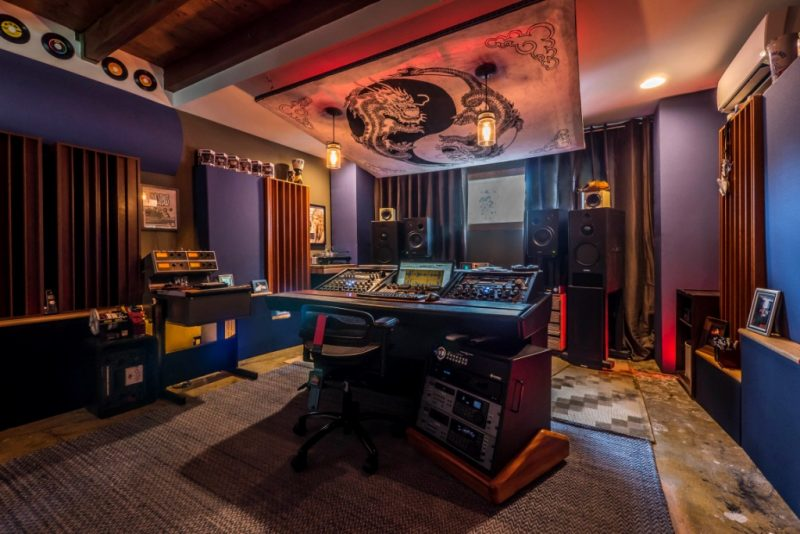 Marsh Mastering Studio Main 2016