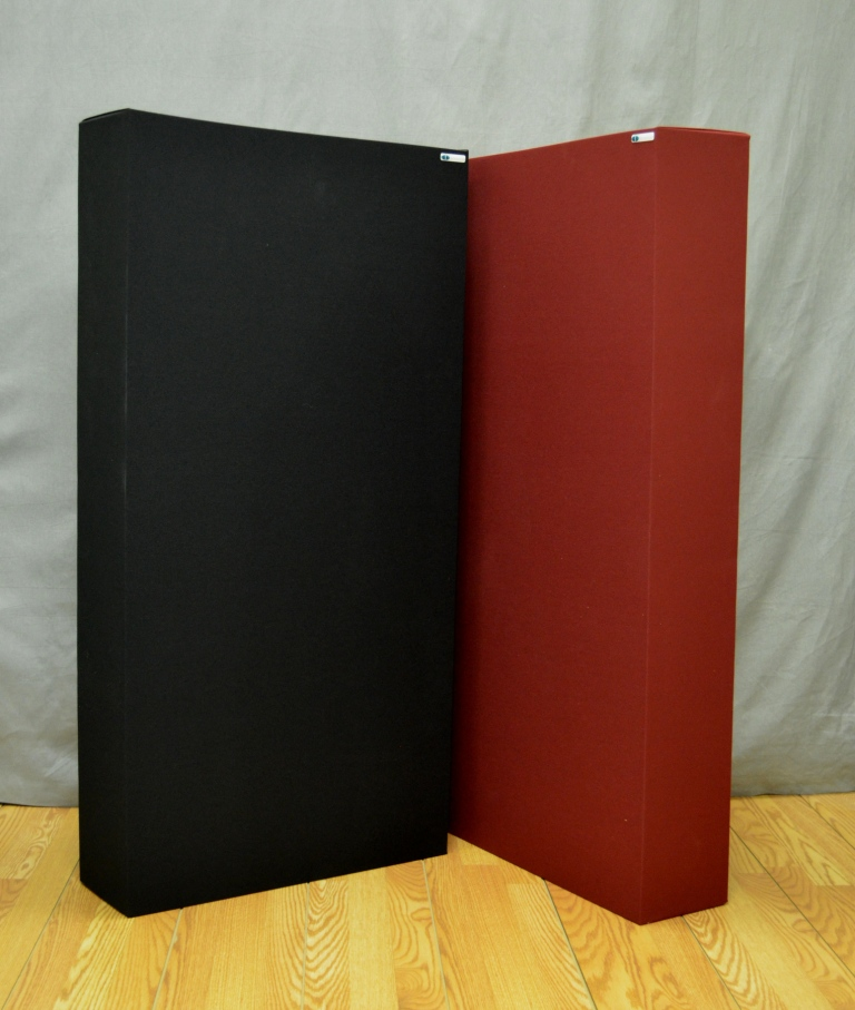 DIY Acoustic Panel and Bass Trap Frames -