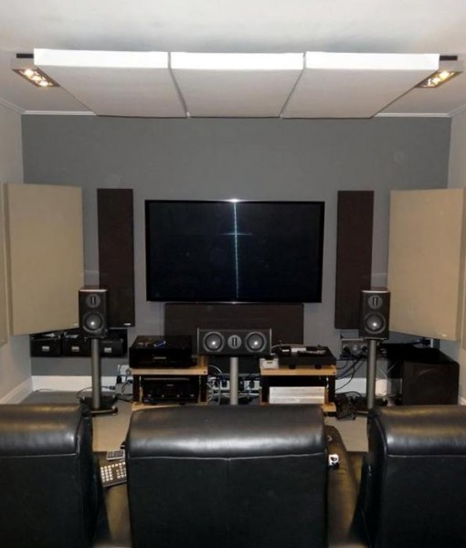 Home Theater 244 Bass Trap