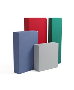 GIK Acoustics Monster Acoustic Panels in 15 standard colors and 4 standard sizes