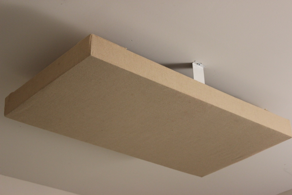 Acoustic Panel Ceiling Cloud Mounting Brackets 169