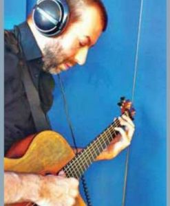 GIK Acoustics Screen Panel Jon Gomm