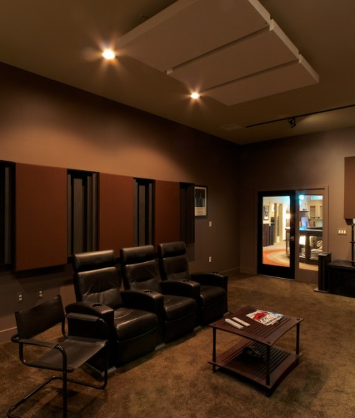Overture Audio's Studio C