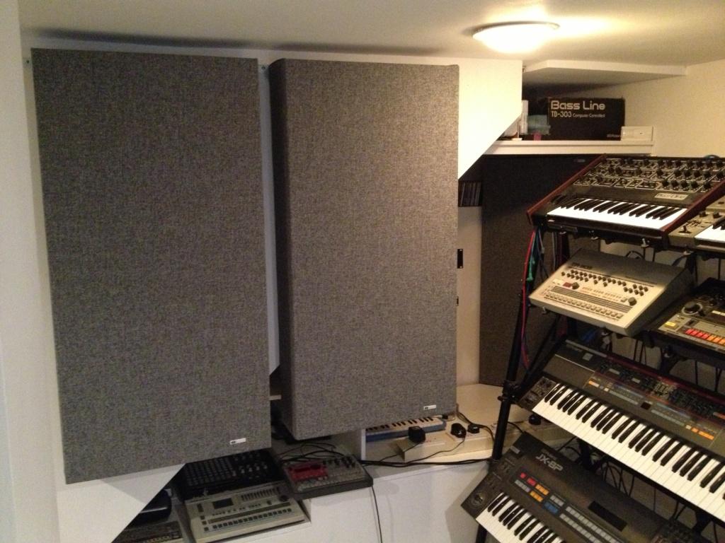 Jody Wisternoff Studio 2 GIK Acoustics