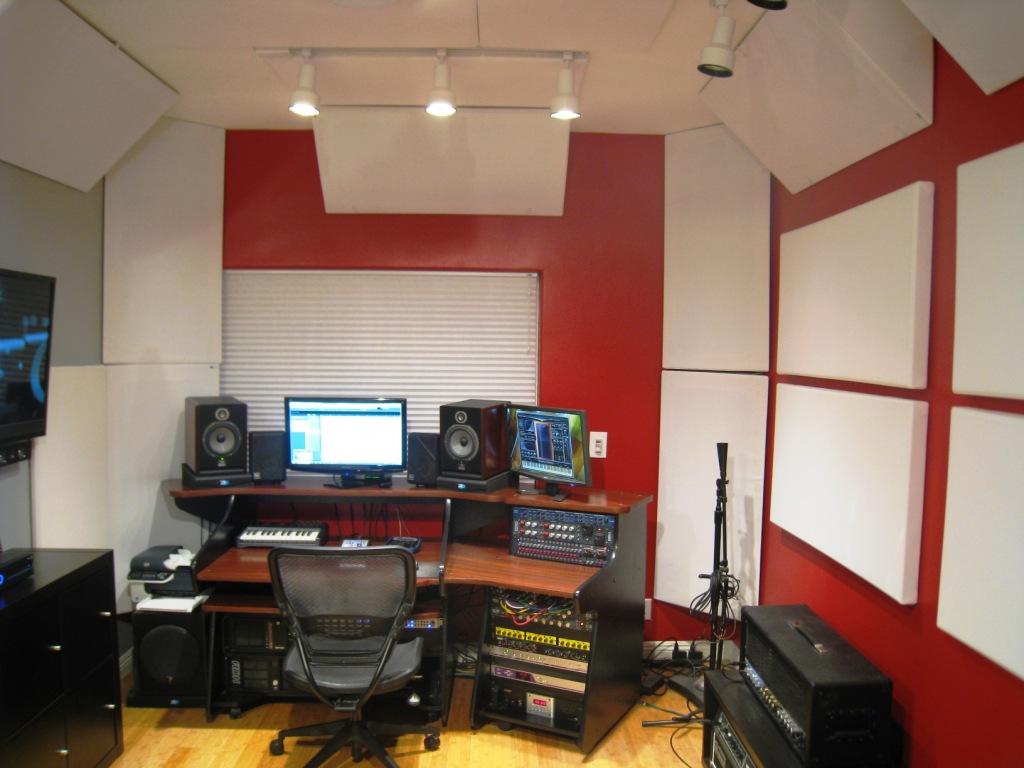 Mike Plas Studio 7 GIK Acoustics