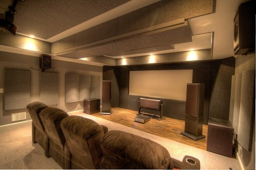 Choosing Home Theater Audio With Acoustics In Mind