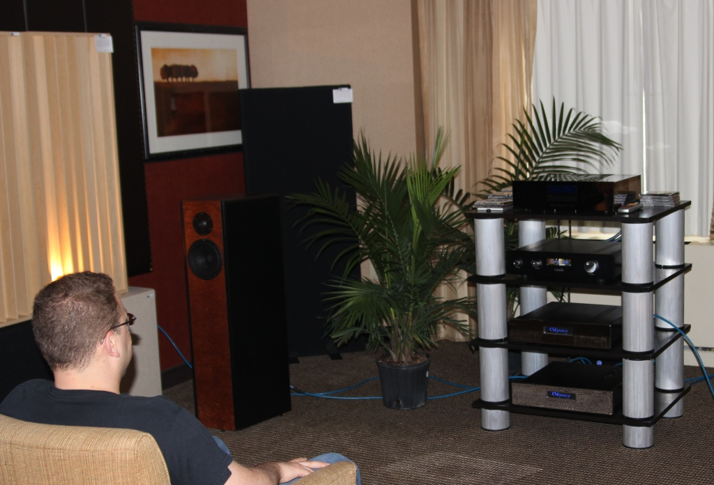 GIK FreeStand Acoustic Panel