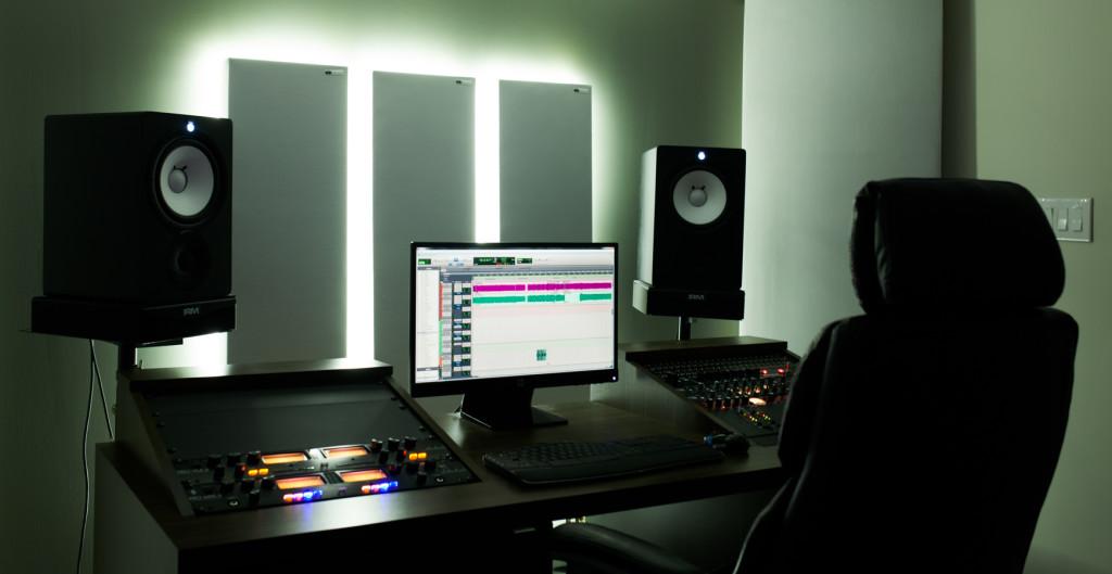 GIK Acoustics Custom acoustic panels and bass traps