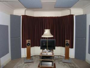 Listening Room Setup