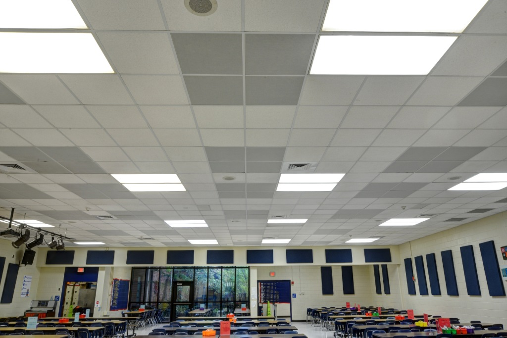 High Point Elementary School Acoustics Solution