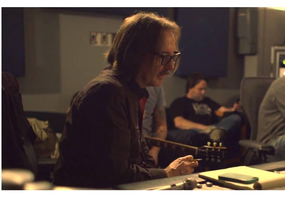 ACL Control Room Butch Vig GIK Acoustics
