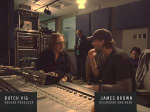 ACL Control Room Butch Vig James Brown GIK Acoustics