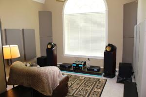 GIK Acoustics 242 and TriTraps Derek Labian