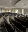 GA Tech Scheller College Business Auditorium GIK Acoustics