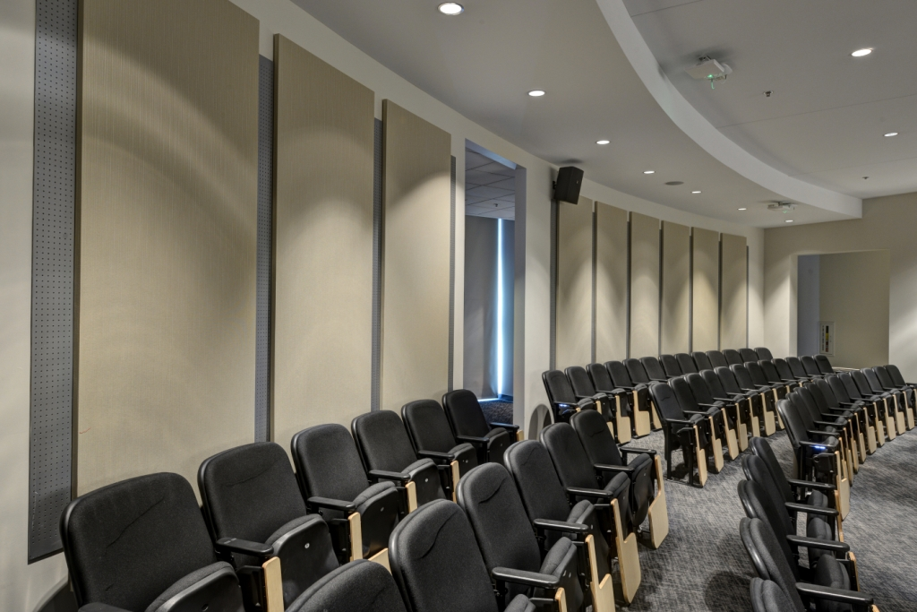 Georgia Tech University Classrooms And Auditoriums Acoustics