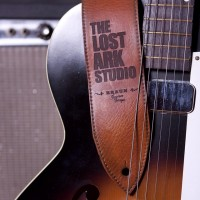 Lost Ark Studio leather strap