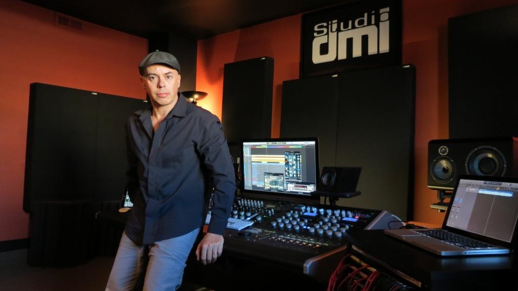 Luca Pretolesi Studio DMI GIK Acoustics