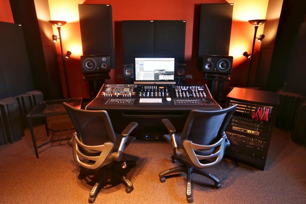 recording studio acoustic treatments