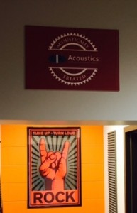 Notes for Notes Atlanta Acoustically Treated by GIK Acoustics