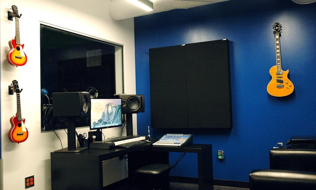 N4N Ventura Control Room GIK Acoustics