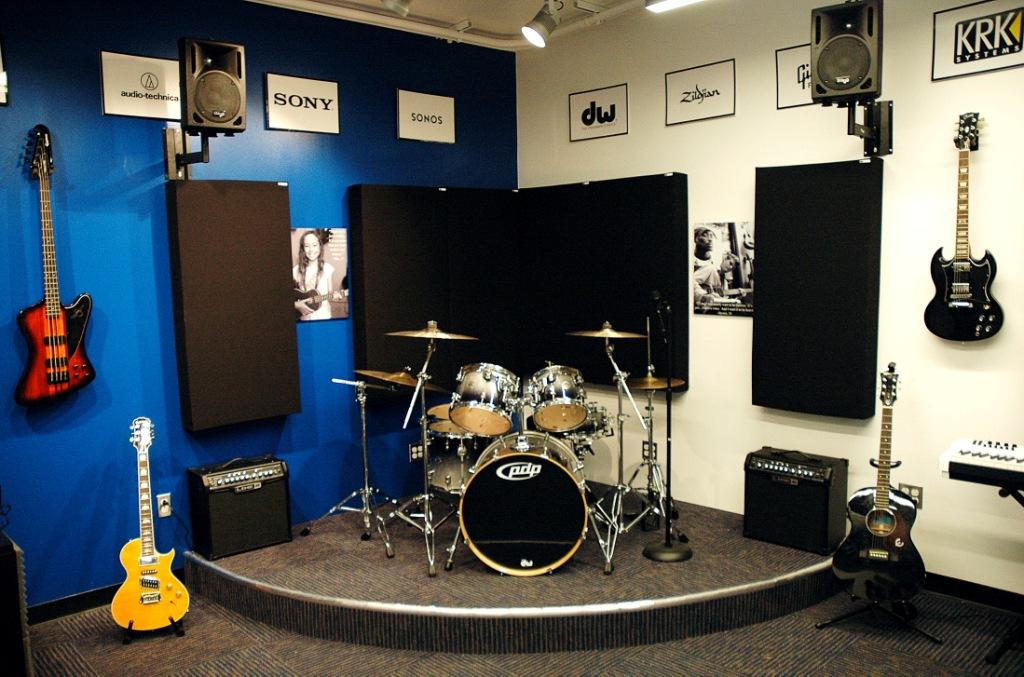 N4N Ventura Live Room GIK Acoustics
