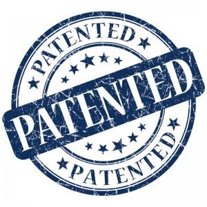Patented Logo