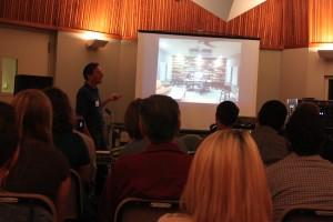 GIK Presentation at M2M Ball State Univ
