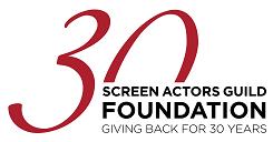 SAG Foundation Logo