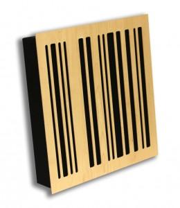 GIK 4A Alpha Panel blonde black panel lowres