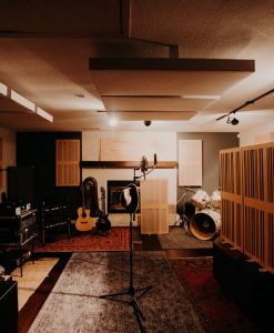 MRStudios Alpha GIK Acoustics