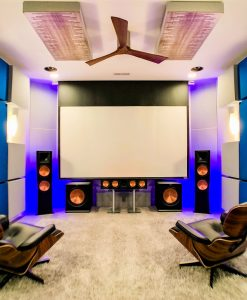 Home Theater system with atmos