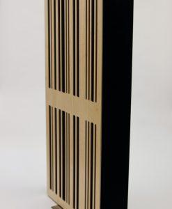GIK Acoustics 6A Alpha Panel 23.75x47.75 freestanding