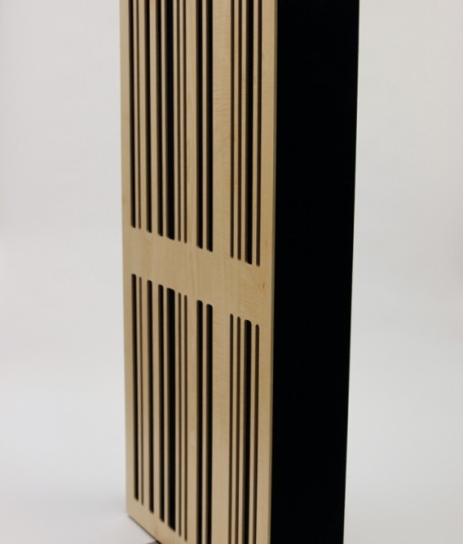 GIK Acoustics 6A Alpha Panel 23.75×47.75 freestanding