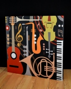 GIK Acoustics ArtPanel 140_175