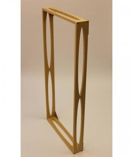 GIK Acoustics 4in DIY Frame assembled